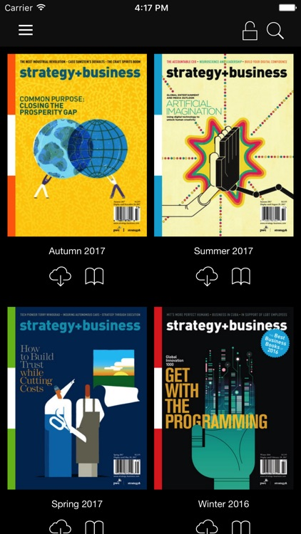 strategy+business magazine