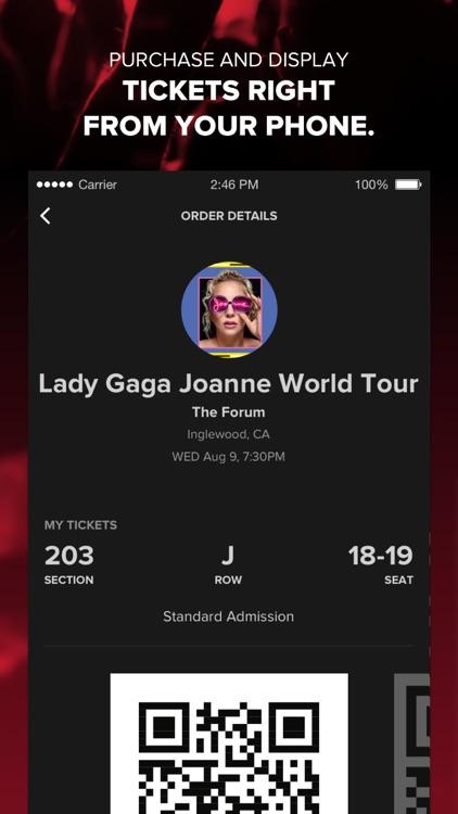 Live Nation - Tickets, Presales & Event Info screenshot-4