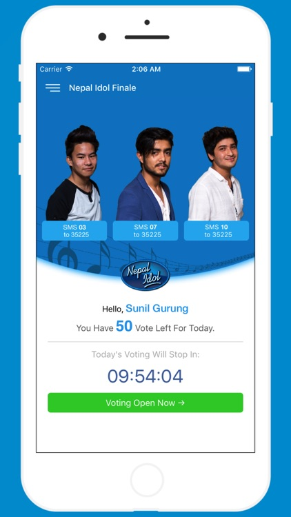 Nepal Idol Finale screenshot-0