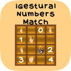 iGestural Numbers Match icon