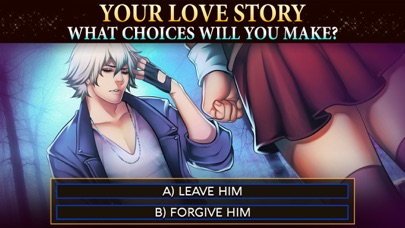 Is-it Love ? Drogo - Vampire Screenshot on iOS