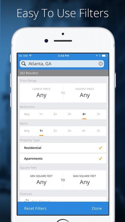 Rentals - Homes & Apartments for Rent screenshot-3