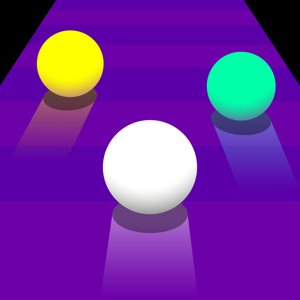 Balls Race Games app