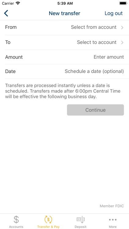 State Bank of Cross Plains screenshot-4