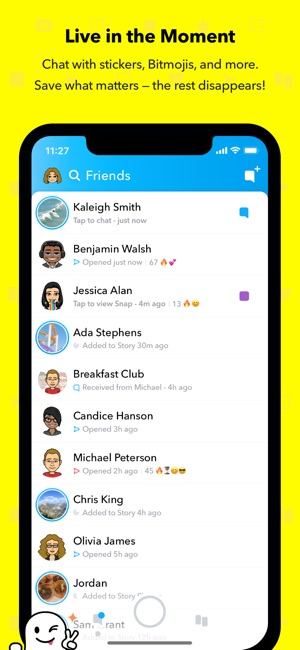 download old version snapchat android