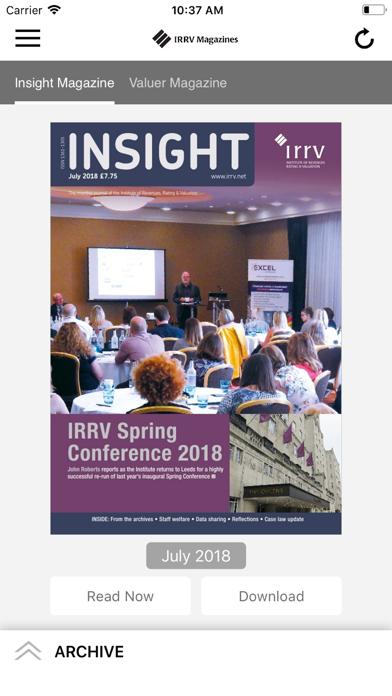 IRRV Insight & Valuer Magazine
