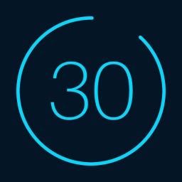 30 Day Fitness Challenge Log