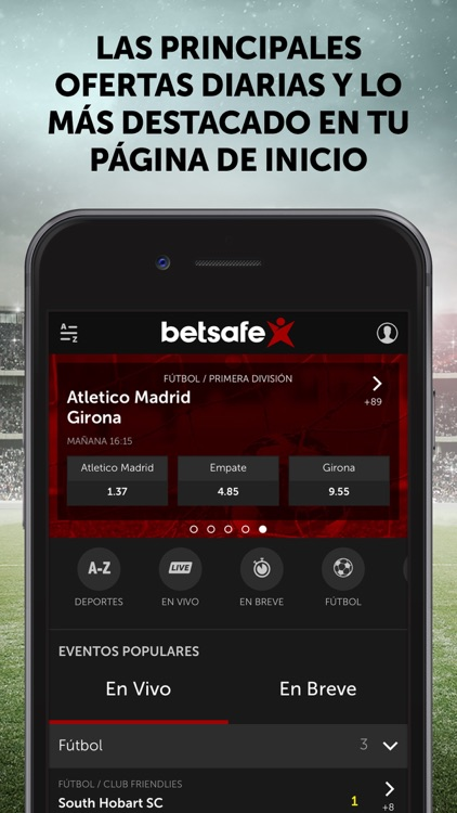 Betsafe apuestas y casino screenshot-0