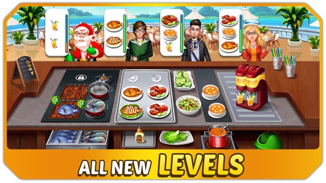 Kitchen Craze: Cooking Chef on the App Store