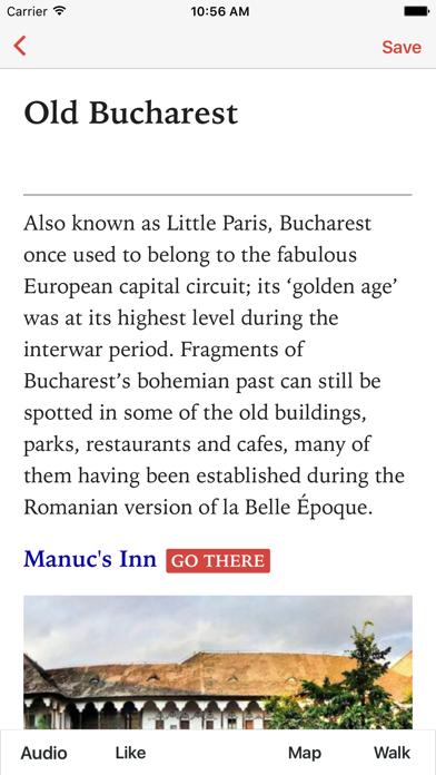Old Bucharest screenshot one