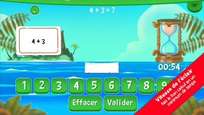 Cap maths CP, CE1, CE2 screenshot two