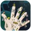 Bacteria Scanner Fingerprint