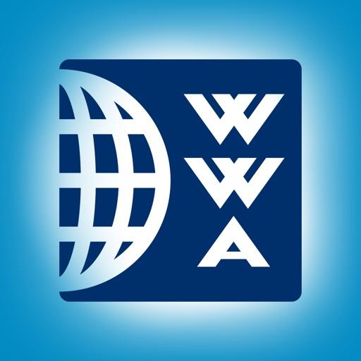WWA Stickers