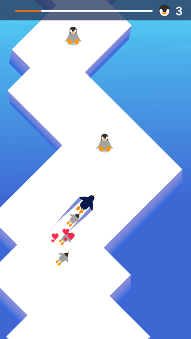 Slipping Penguin screenshot 2