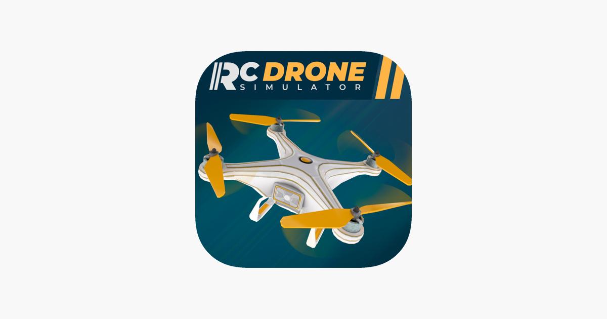 RC Drone Flight Simulator on the App Store