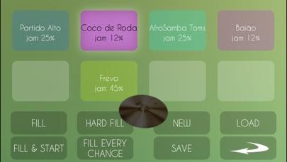 Brazilian Drum Machine Screenshot 2