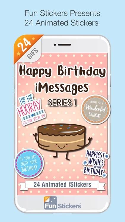 Happy Birthday Series One