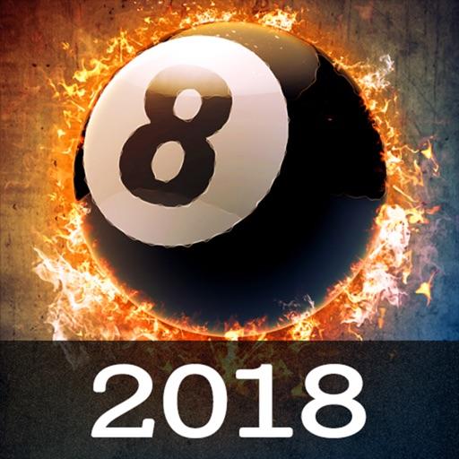 онлайн бильярд 2018 / пул-8