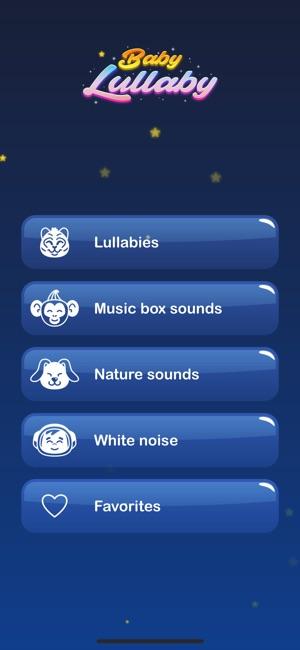 Bài hát ru em bé nhạc ngủ