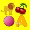 学习数字、形状、颜色和水果