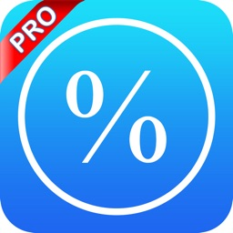 % Percentage Calculator Pro