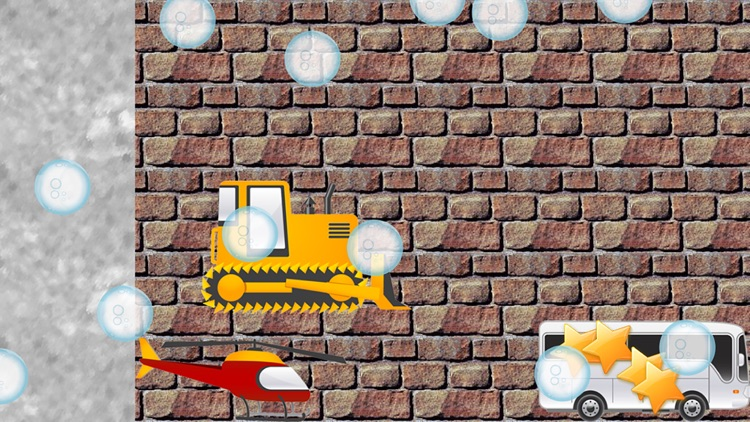 Vehicles Puzzles for Toddler screenshot-3