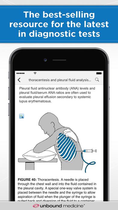 Pagana: Diagnostic & Lab Tests Screenshot