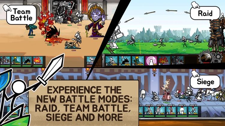 Cartoon Wars 3 screenshot-3