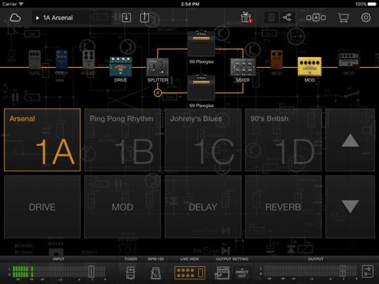 Screenshot #6 pour BIAS FX: Guitar Amp & effects