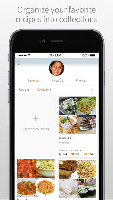 Allrecipes Dinner Spinner review screenshots