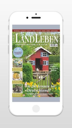 Schönes Landleben Zeitschrift landleben zeitschrift im app store