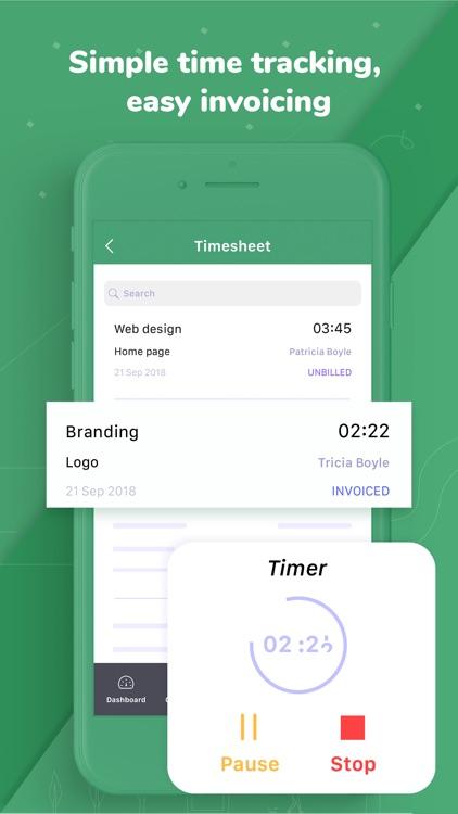 Accounting app - Zoho Books screenshot-4