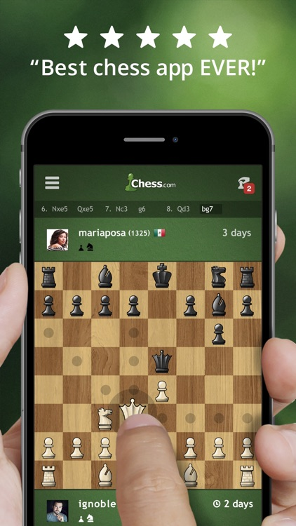 Chess - Play & Learn screenshot-0