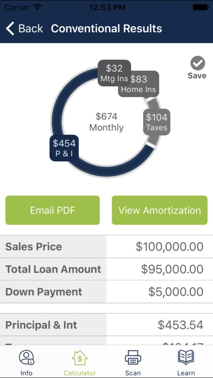 UNMB My Mortgage App screenshot-3