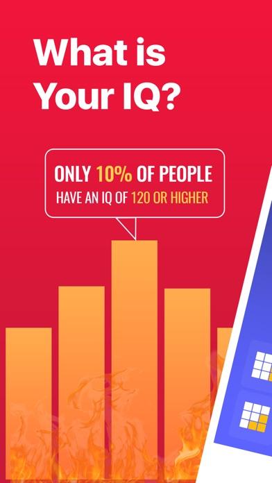 Superb IQ - What's My IQ? Screenshots