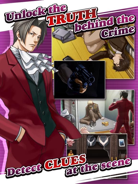 Ace Attorney INVESTIGATIONS screenshot 7