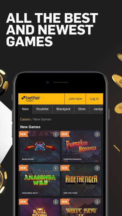 Betfair Casino & Roulette screenshot four