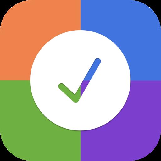 优先级Focus Todo - 优先任务管理,四象限待办事项 For Mac