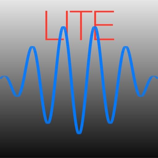 Audio Tone Generator Lite iOS App