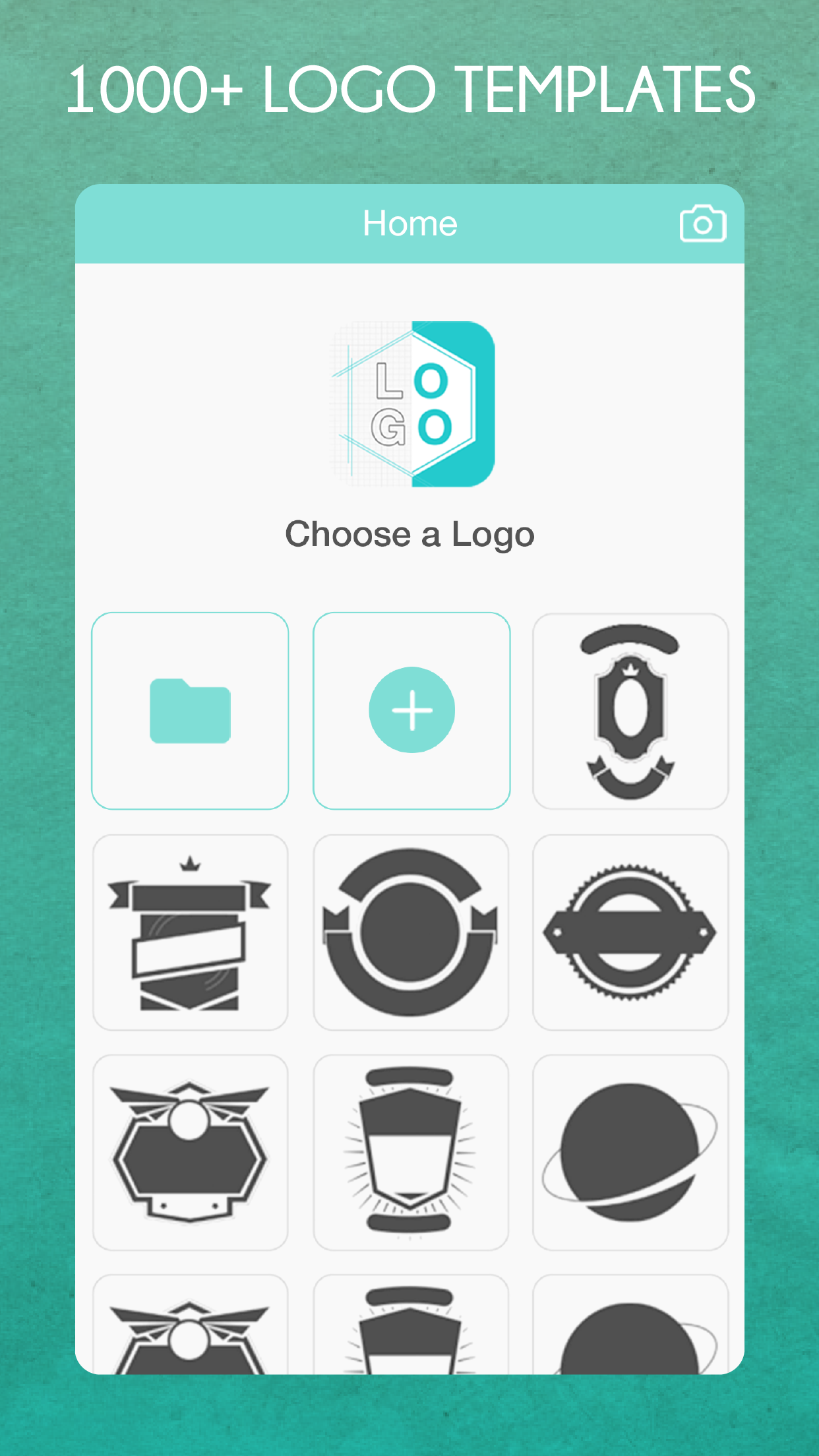 Logo Maker- Logo Creator Screenshot