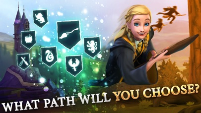 Harry Potter: Hogwarts Mystery screenshot 5