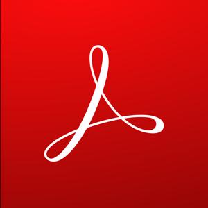 Adobe Acrobat Reader Business app
