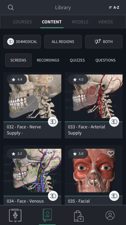 Complete Anatomy 2019: Mobile screenshot-8