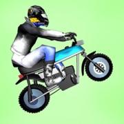 Wheelie Rider 2D