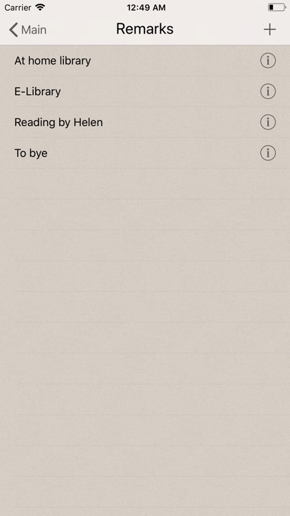 Bibliography screenshot-3