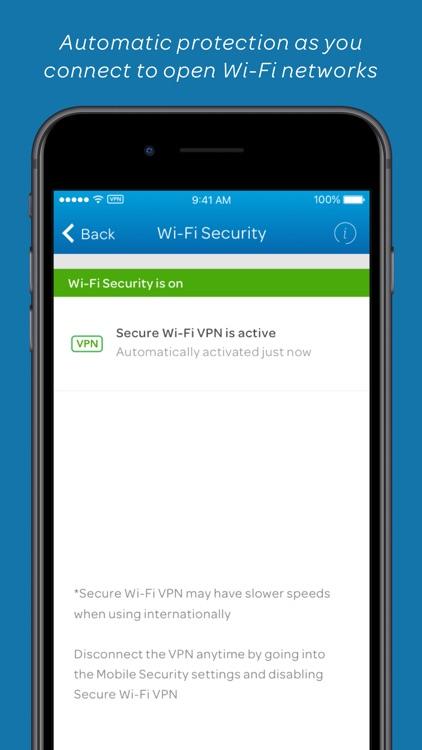AT&T Mobile Security screenshot-3