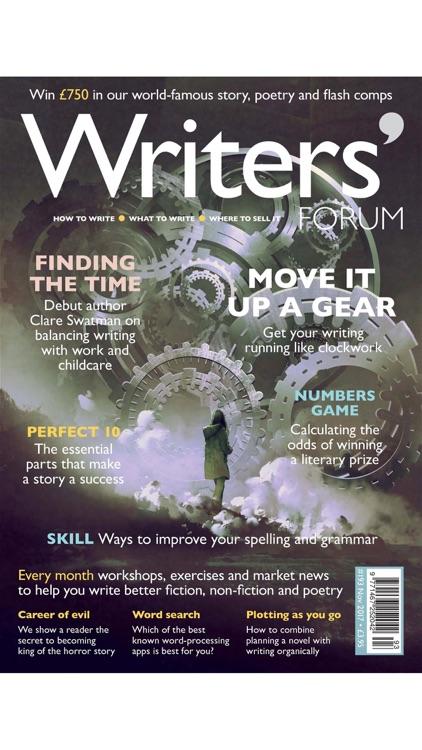 Writers' Forum Magazine screenshot-4