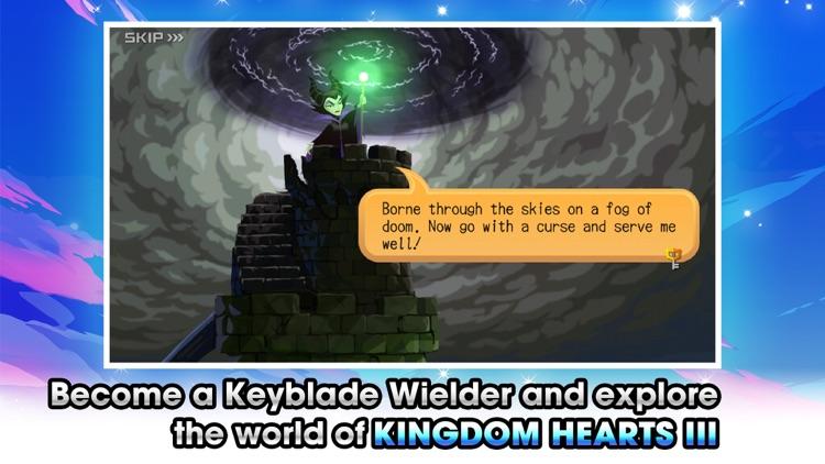 KINGDOM HEARTS Union χ[Cross]