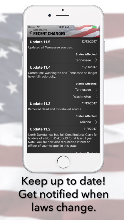 Concealed Carry App - CCW Laws screenshot-4