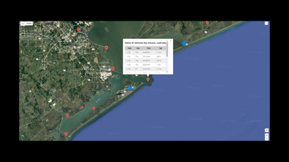 Texas Tides by NOAA Screenshot